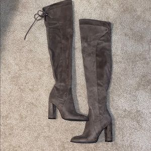 Marc Fisher Nio Over-The-Knee Boots